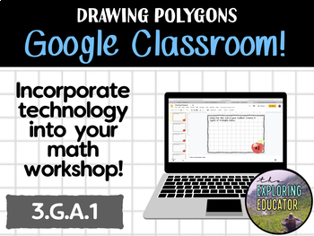Drawing Polygons Google Classroom Activity
