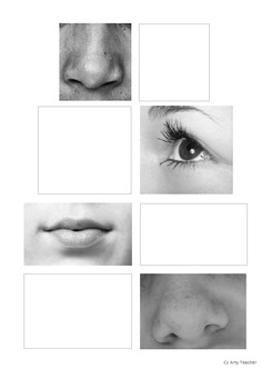 Drawing Portraits - Features of the Face