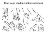 Drawing Prompts - AVI4M