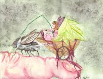 Drawing Queen Mab Project
