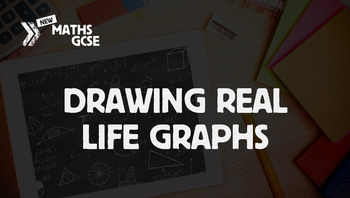Drawing Real Life Graphs - Complete Lesson