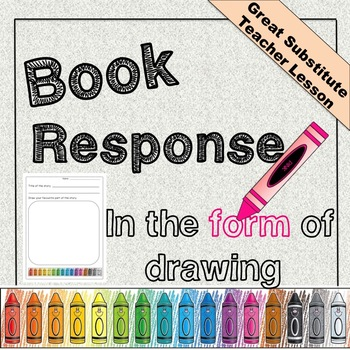 Drawing Response to A Book