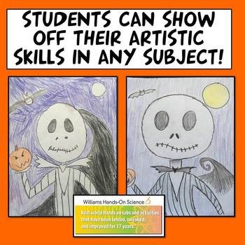 Halloween Drawing Review: All Subjects!