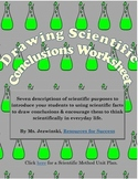 Drawing Scientific Conclusions Worksheet