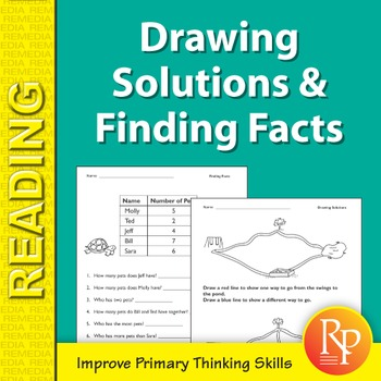 Drawing Solutions & Finding Facts: Primary Thinking Skills