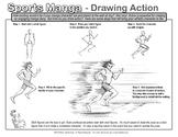 Drawing Sports Manga- Bundle