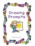 Drawing Stimulus for Visual Diaries