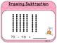 Drawing Subtraction-Teacher Slides (First Grade, 1.NBT.6)