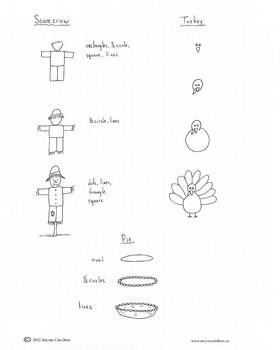 Drawing Thanksgiving