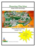 Drawing The Line - Global Theme Park Design  Grades 9-12