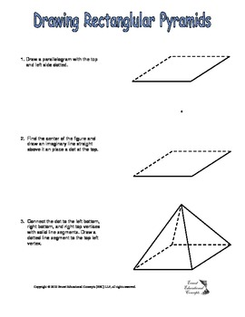 Drawing Three-Dimensional Shapes
