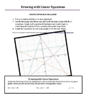 Drawing With Linear Equations