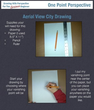Drawing With Perspective For The Serious Beginner