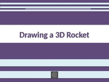 Drawing a 3D Rocket