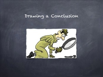 Drawing a Conclusion Tutorial