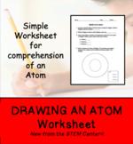 Drawing an Atom Worksheet