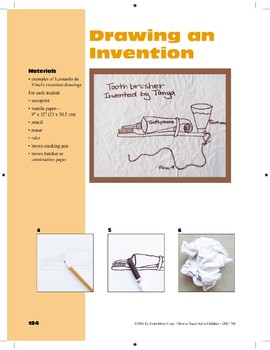 Drawing an Invention