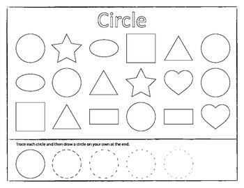 drawing and matching shapes worksheet game set by preschool press. Black Bedroom Furniture Sets. Home Design Ideas