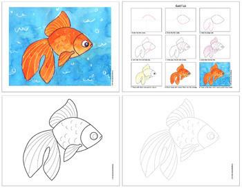 Drawing & Painting: Fish