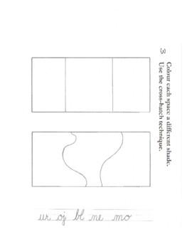 Drawing for Better Penmanship