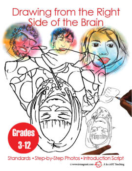 Drawing from the Right Side of the Brain