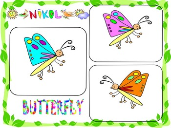 Butterflies Drawing lessons Fun Facts distance learning