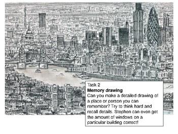 Drawing tasks/assessment