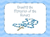 Drawing the Mysteries of the Rosary