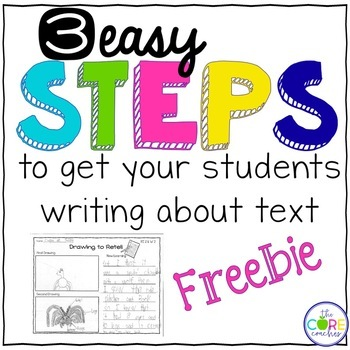Free - Drawing to Retell