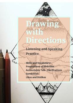 ESL/ELL Speaking and Listening + Prepositions + Symbolism + Likes & Dislikes