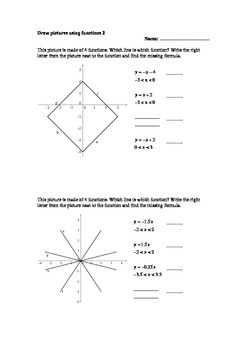 Drawing with functions 2