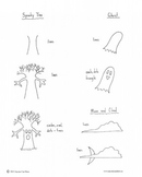Drawings for Halloween