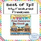 Draz's Class Freebies Page from the TPT Social Marketplace Ebook