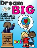 Dream BIG- A Martin Luther King Jr. Unit