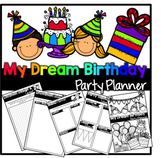Dream Birthday Party Planner