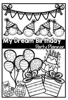 Dream Birthday Party Planner