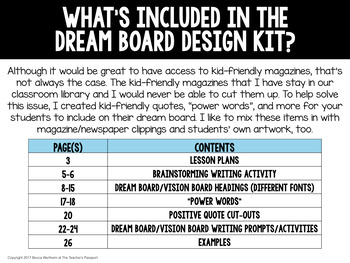Dream Board Design Kit