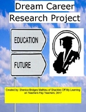 Dream Career Research Project