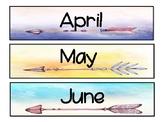 Dream Catcher Calendar Pack