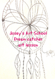 Dream Catcher History Lesson and Art Project
