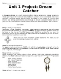 Dream Catcher Project