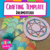 Dream Catcher Writing Prompt - Crafting Template - What's your Biggest Dream?