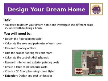 Dream Home Project