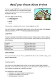 Dream House Maths Project
