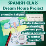 La Casa - Spanish Class Dream House Project, Project Based Learning