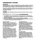 Dream Interpretation Case Study