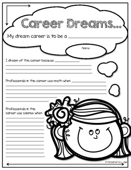 Dream Job Writing - Science and Math in the Real World
