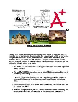 Dream Mansion Blueprint Similarity