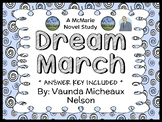 Dream March (Vaunda Micheaux Nelson) Book Study / Reading Comprehension