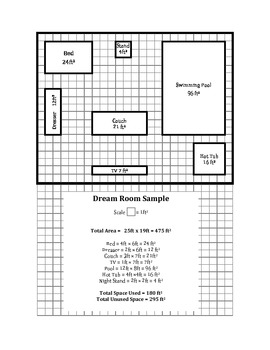 Dream Room Area Project